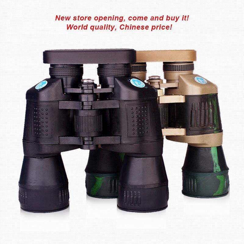 베스트 셀러 수출 도매 7X50 군사 쌍안경 쌍안 광학 망원경 줌 IR 나이트 비전 야외 2015 새로운