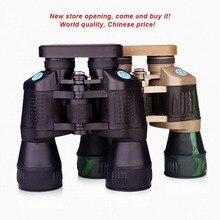 Best Selling Export Wholesale 7X50 Military Binoculars Binocular Optical Telescope Zoom IR Night Vision Outdoor 2015 New