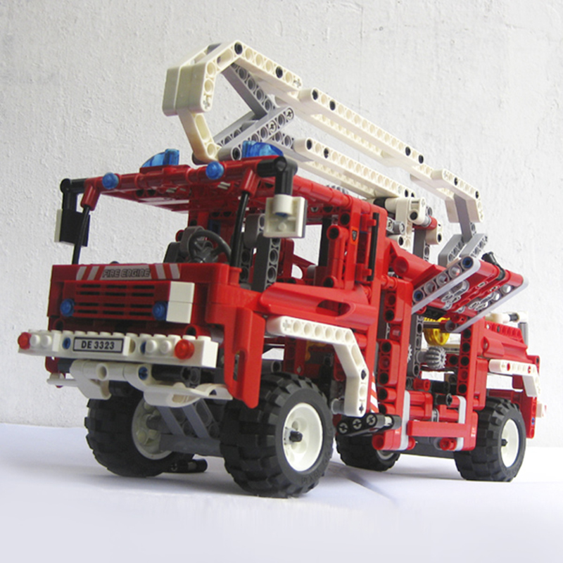 City Series Fire Truck Assembly Building Blocks Toys Compatible legoinglys City Fire Vehicle Education For Childrens GiftCity Series Fire Truck Assembly Building Blocks Toys Compatible legoinglys City Fire Vehicle Education For Childrens Gift
