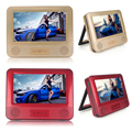 New Hot Sale Car DVD 7.8 Polegada Pillow Car DVD Player Dual encosto de cabeça Suporte de Tela Full HD TFT Disco USB SD Player Multimídia Carro