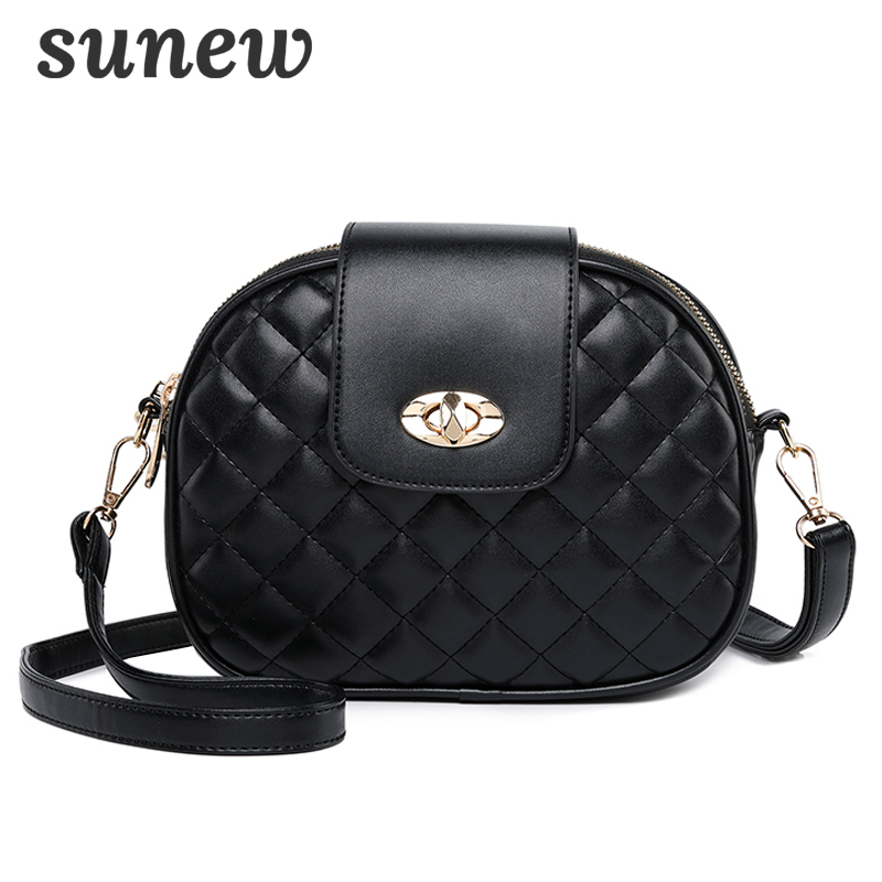 Shoulder Bag 3 Folds Crossbody Bags For Women 2019 Luxury Designer Leather Bag Small Schoudertas Dames Messenger Bag Bolsas K094 Сумка