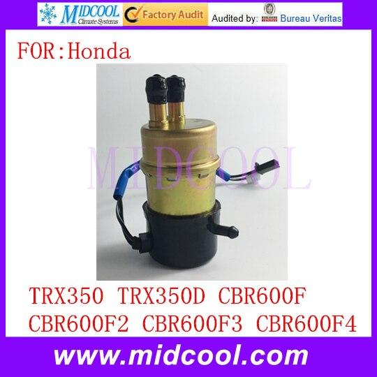 New Fuel Pump OEM TRX350 TRX350D CBR600F CBR600F2 CBR600F3 CBR600F4 12V 80 LPH