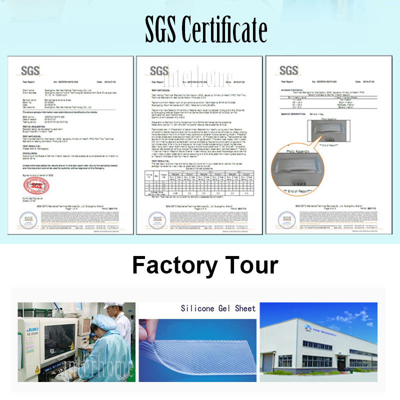Self-adhesive-silicone-scar-paste(certificate-2)