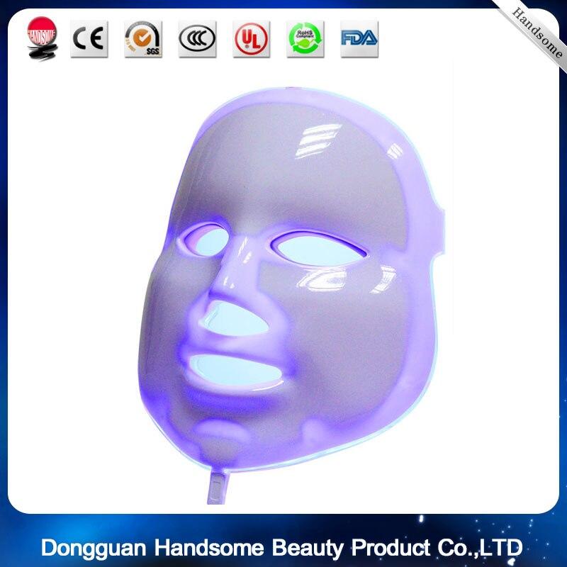 ФОТО  Anti Aging Led Photon Facial Mask Light Photodynamic Skin Rejuvenation whitening mask
