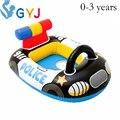Engraçado crianças infantil piscina piscina inflável flutua flutua para crianças do bebê de natação brinquedo inflável da água. bebê flutua Aviões carro