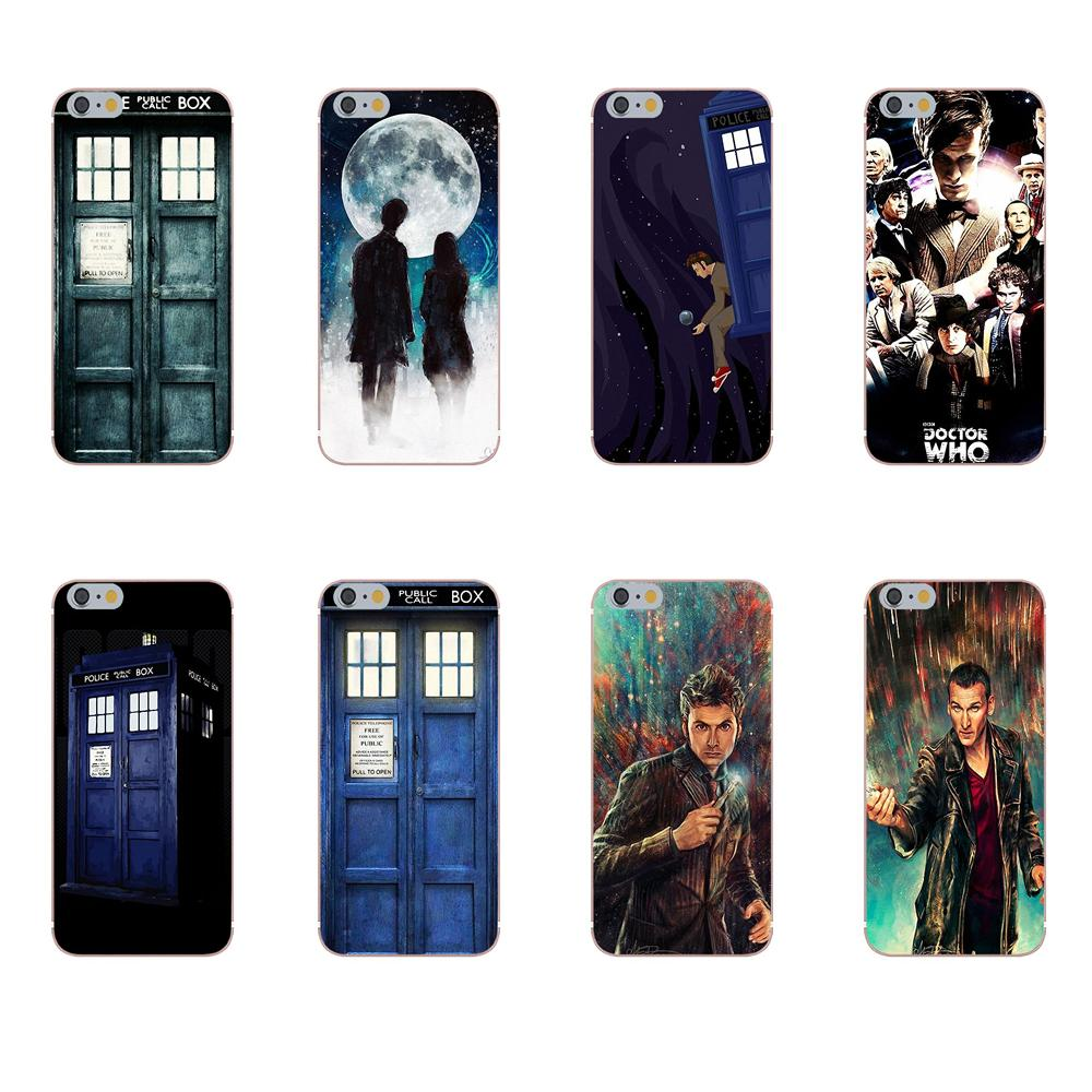 Cellphones & Telecommunications Blue Police Box Doctor Who Slim Silicone Soft Phone Case For Htc One A9 M10 M7 M8 M9 E9 Plus Desire 530 626 628 630 816 820 U11 High Quality Phone Bags & Cases
