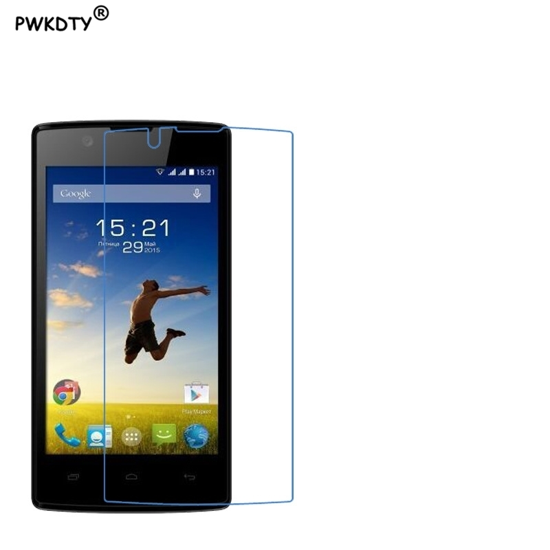 Explosion-Proof Nano Soft Glass For Fly FS401 Stratus 1 Screen Protector Protective Film