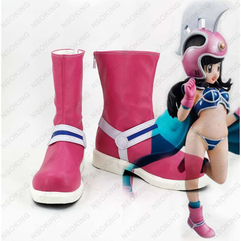 Dragon Ball BULMA Cosplay chaussures boots custom made