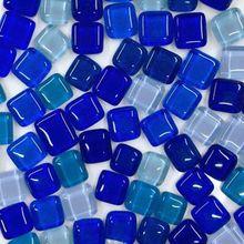 100 г ремесла смешанные цвета творческое зеркало инкрустация плитки DIY настенные материалы кухня мозаика стекло украшение для дома ручной работы ZXY9765
