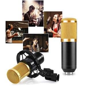 Image 2 - Bm 800 Microfono A Condensatore Professionale di bm800 Regolabile Studio Microfono Fascio Karaoke Microfono Microfono di Registrazione di Trasmissione