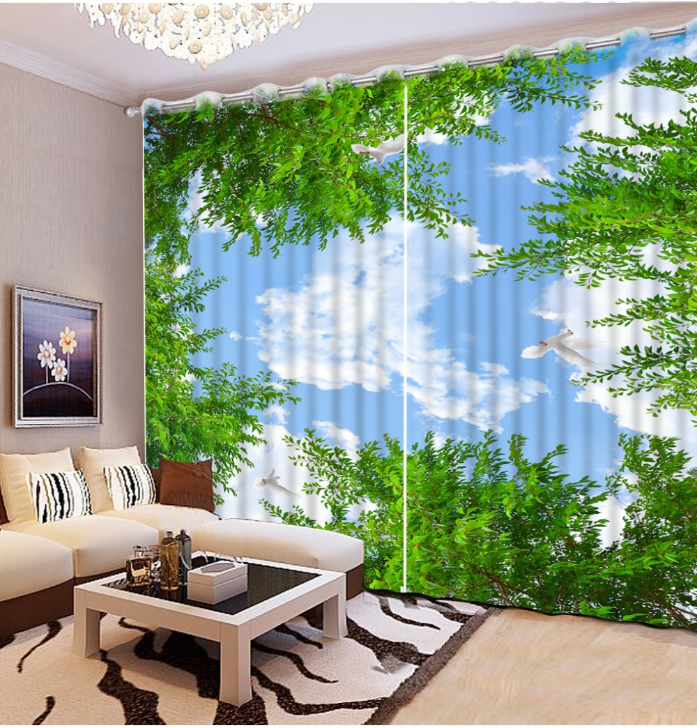 online get cheap forest curtain -aliexpress | alibaba group