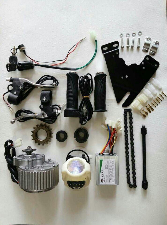 """""""24В 450ВТ поделки 22"""""""" - 28"""""""" электродвигатели для велосипедов,электрический набор велосипеда , электрический велосипед комплект"""""""