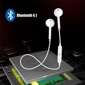Image 2 - ספורט Neckband אלחוטי אוזניות מוסיקה אוזניות אוזניות דיבורית Bluetooth אוזניות עם מיקרופון עבור כל טלפונים עבור סמסונג Huawei