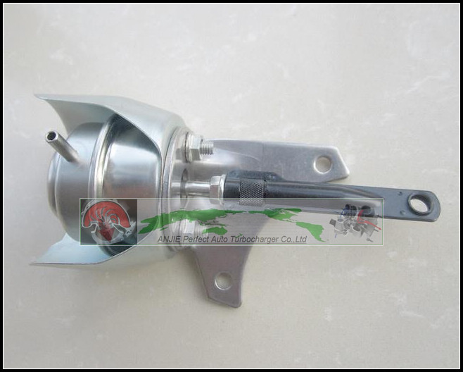 Turbo wastegate Actuator 740821 750030 753420 0002 753420-0003 740821-0001 750030-0002 740821-0002 For PEUGEOT 206 207 DV6T HDI gt2556s 711736 711736 0003 711736 0010 711736 0016 711736 0026 2674a226 2674a227 turbo for perkin massey 5455 4 4l 420d it