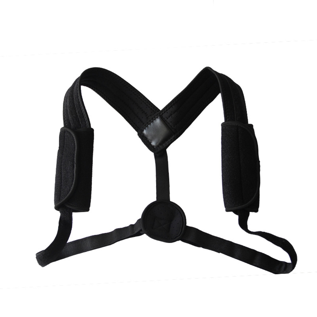 Posture Corrector Spinal Back Support Trainer Physical Therapy Brace for Men Women Back Shoulder Neck Pain Relief