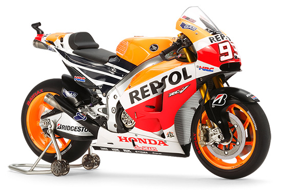 1/12  REPSOL Honda RC213V '14 Motorcycle Model 14130