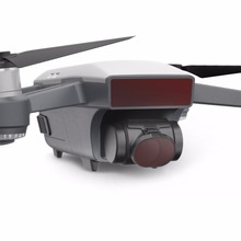 PGYTECH 5PCS Camera Lens Filters For DJI Spark ND4+ND8+ND16 +UV+CPL Filter