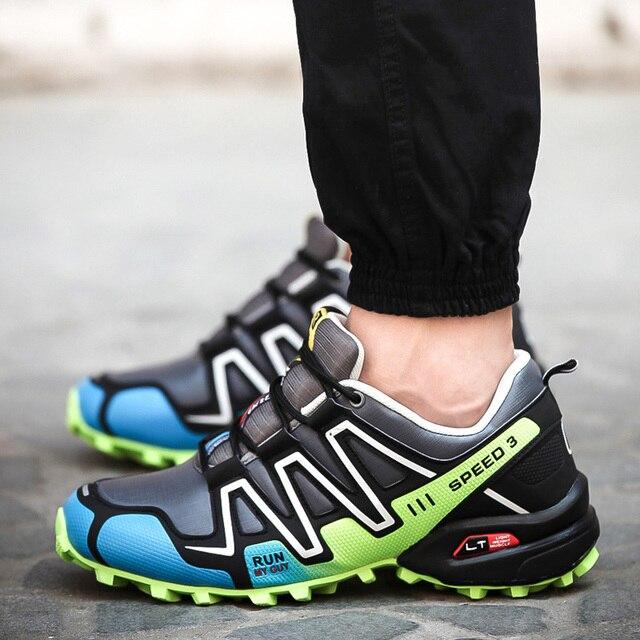 HUMTTO Big Size 39-48 Hiking Shoes 10