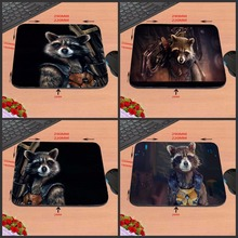 Raccoons Greatest Value Black Rubber Print Mouse Mat Laptop computer Laptop Gaming Mice Pads For Optical Laster Mats 18*22/25*20/29*25*2cm
