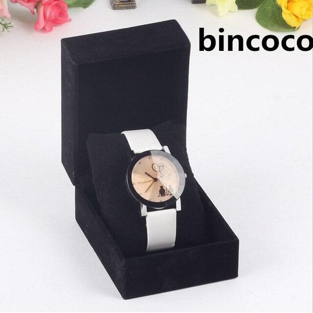 Aliexpresscom Buy bincoco 103cm8cm63cm Watch Display box Slot