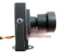 Image 4 - عالية الدقة CMOS 700TVL 25 مللي متر عدسة طويلة المسافة صندوق الأمان لون صغير داخلي كاميرا CCTV