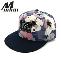 2015 New Fashion PEEPS Baseball Caps Snapback Flat Brim Hat Street Dance Gift Hip Hop Hats