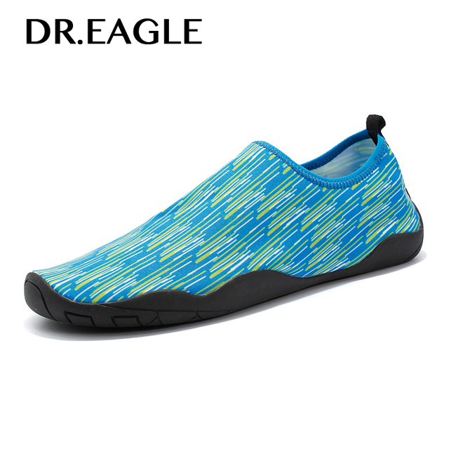 Dr Eagle Aqua Shoe Water Beach Shoes Male Swimming Slippers Bathing In The