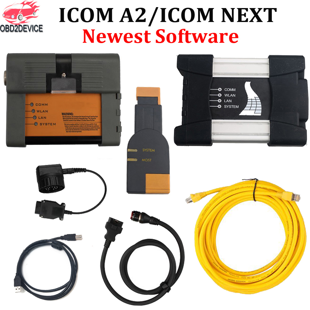 Newest for BMW ICOM A2+B+C V2020-3 for bmw scanner Diagnostic & Programming Tool For bmw diagnostic title=