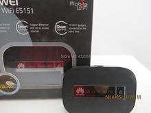 Bolso wifi router com porta ethernet huawei e5151