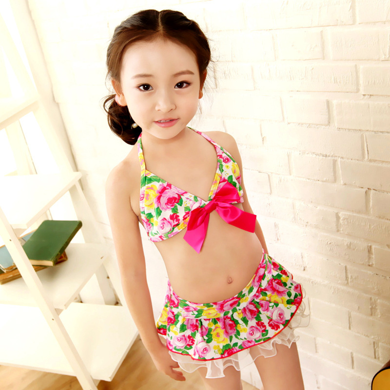 Young little asian models — pic 10