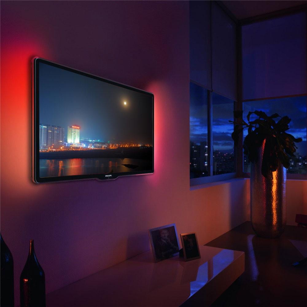 1Pcs-SMD-3528-LED-Strip-light-RGB-Ribbon-USB-Interface-50CM-100CM-200CM-DC-5V-For