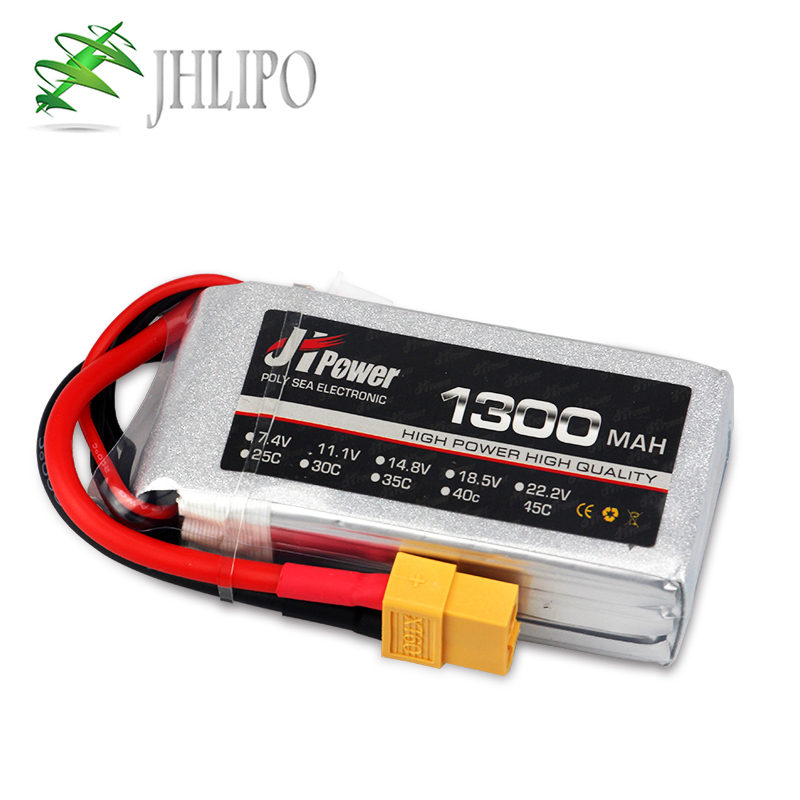 22.2V <font><b>1300mAh</b></font> <font><b>LiPo</b></font> battery <font><b>6S</b></font> 25C For RC Quadcopter Drone Helicopter Car Airplane Toy Part image
