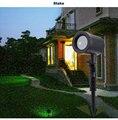 Chuveiro À Prova D' Água Ao Ar Livre Luz Laser Projetor Laser Twinkling Star Luzes Do Feriado Do Natal Do Jardim Enfeites para casa