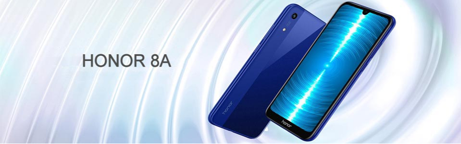Global Rom Honor 8A Smartphone 6.09''Fullview Screen Android 9.0 ...