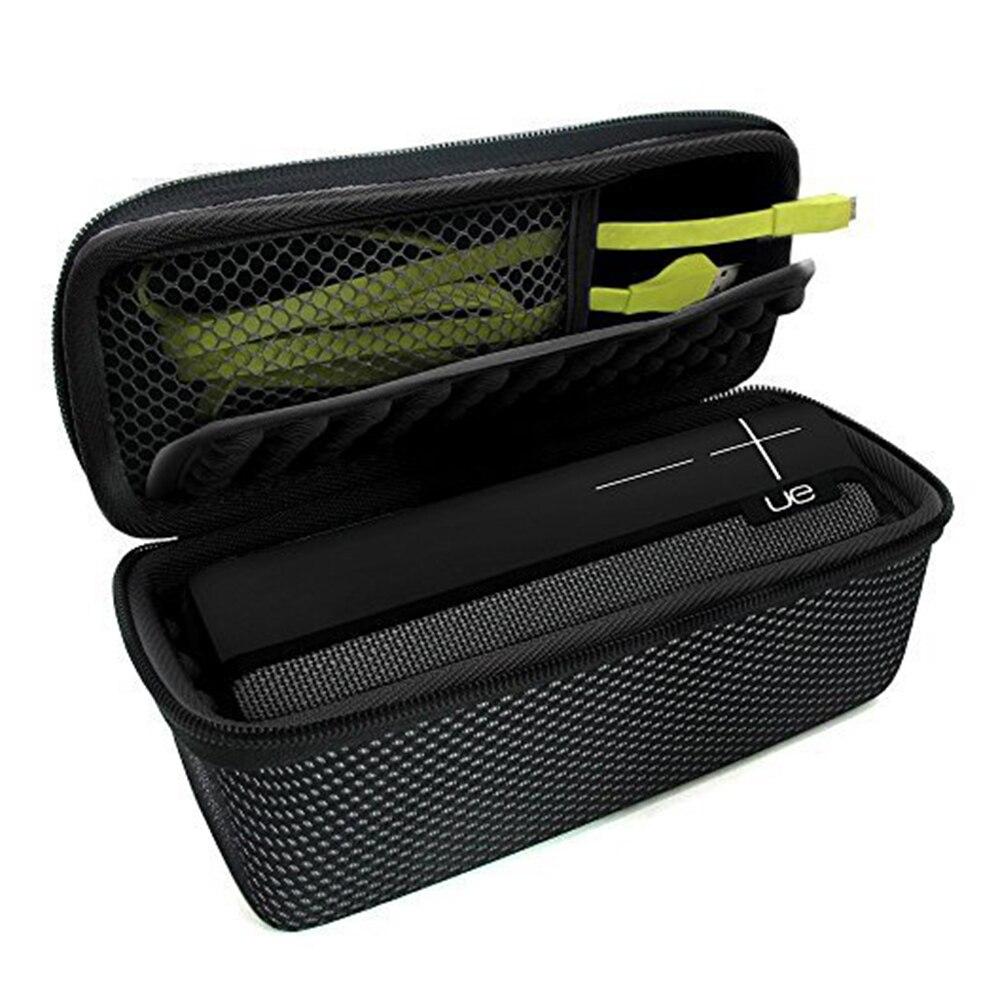 Nouveau PU EVA Voyage Dur Carry Portable De Protection EVA Dur De Stockage cas Box Cover Sac pour UE BOOM 2 Sans Fil Bluetooth Haut-Parleur
