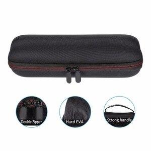 Image 5 - Caixa de eva protetora para viagem, caixa de proteção para jbl carga 2 + carregador plus bluetooth, alto falante rígido à prova de choque capa de armazenamento