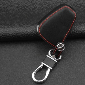 Image 5 - jingyuqin Remote 3 Buttons Car key Leather Case Fob Cover For Chrysler Jeep Dodge Ram Caliber Nitro Patriot Pacifica Liberty