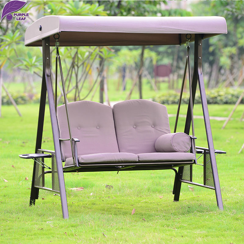 Aliexpress.com : Buy PurpleLeaf Outdoor Patio Swing Chair Furniture High  Quality Swing With 2 Specifications From Reliable Outdoor Patio Swings  Suppliers On ...