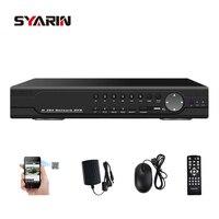 SYARIN Security System Safety full 960H D1 realtime recording HI3531 DVR HDMI 1080P CCTV NVR HVR Video 16 channel