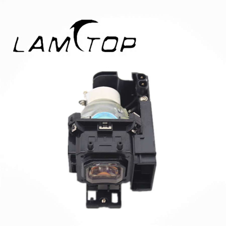 FREE SHIPPING  LAMTOP  180 days warranty  projector lamps with housing   NP05LP  for  VT700+/VT700G slovo g ten days