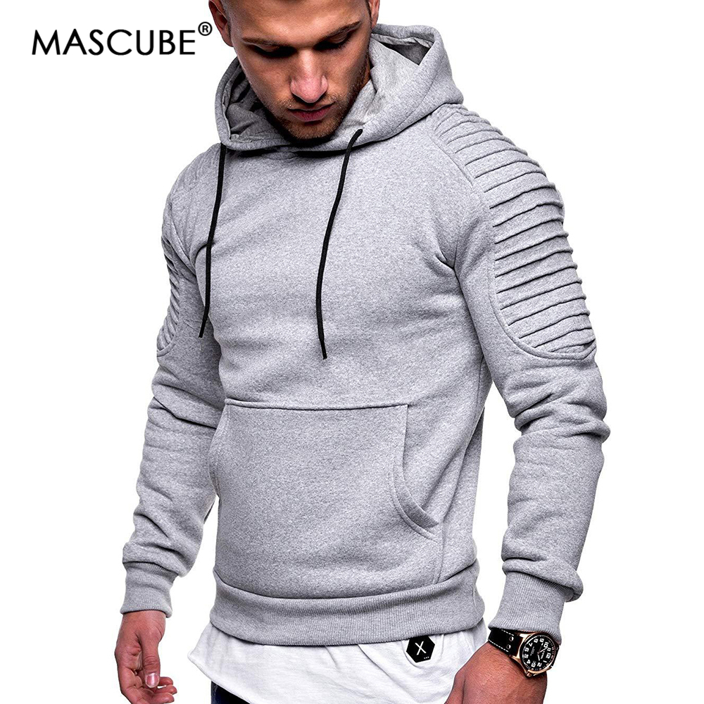 MASCUBE Camouflage Hoodies Men Sets Tops 2019 New Fashion Sweatshirt Male Camo Hoody Hip Hop Autumn Winter Military Hoodie 3XL