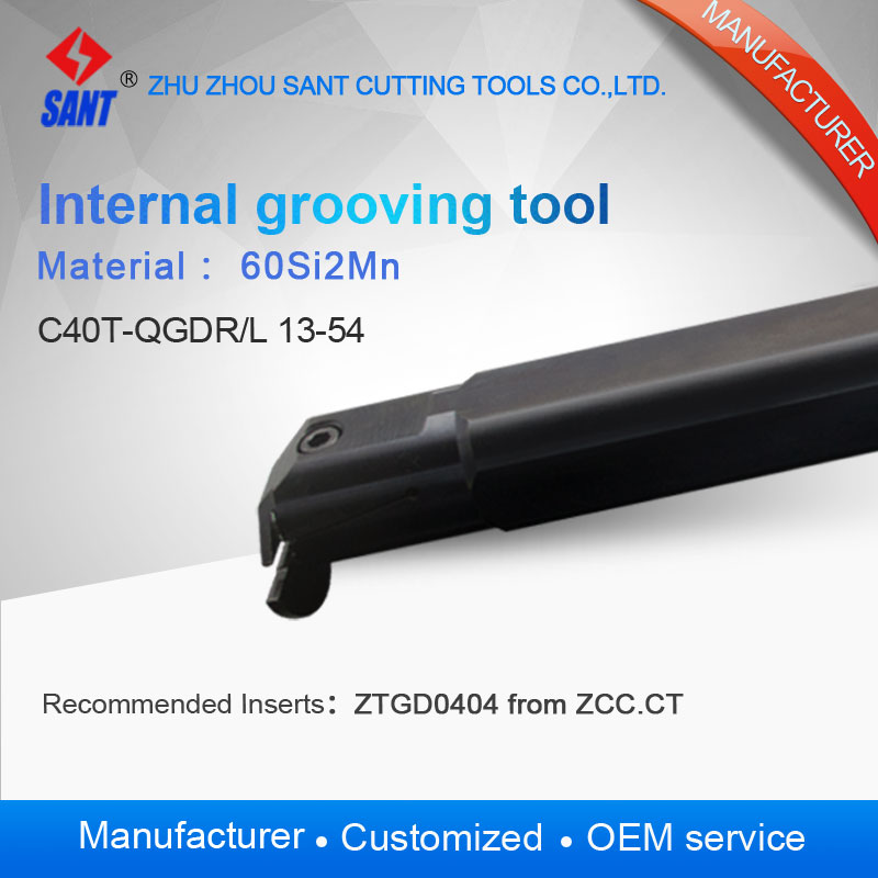 C40T-QGDR13-54 Internal Grooving tool,Grooving Holder,CNC Cutting tools,Indexable Lathe Turning Tool holderC40T-QGDR13-54 Internal Grooving tool,Grooving Holder,CNC Cutting tools,Indexable Lathe Turning Tool holder