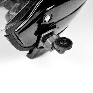 Image 4 - Xberstar 360 graus capacete lateral clipe suporte de montagem para gopro/sjcam/sj4000/xiaomi yi/para sony aee câmeras ação acessórios