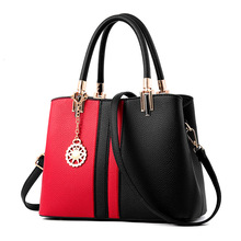 Patchwork Top Handbag New Arrival Women Messenger Bag inclined Woman Shoulder Bags High Quality Handbags Women
