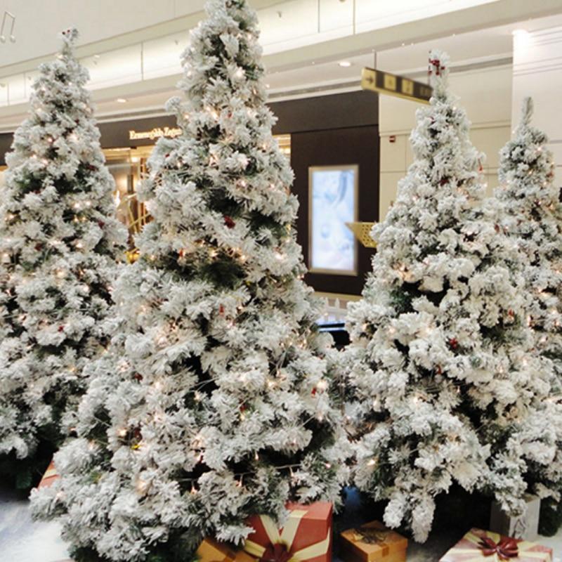 Christmas Magic Simulation Snow Powder Xmas Tree Home Festival Decor Snow Scene