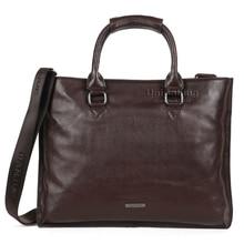 2016 New Arrival fashion casual man bag cowhide genuine leather brand men handbag office bag laptop computer real leather bag
