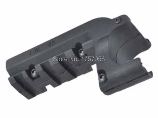 Clot 1911 M1911 45 권총 언더 레일 권총 레일 어댑터 레이저 마운트 M1911 Mount - PA0205