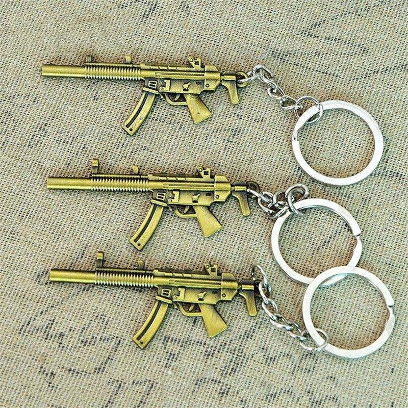 Keychains bullet gun model (10)