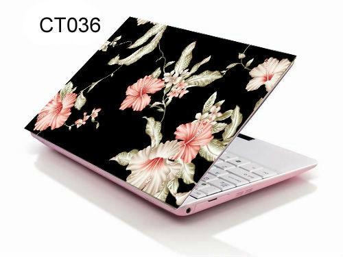 verd tre fleur de lys decal couverture de peau autocollant pour 13 14 15 15 4 15 6 pc. Black Bedroom Furniture Sets. Home Design Ideas