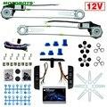 MOTOBOTS 1Set Auto Auto Universal 3 teile/satz Schalter und Harness + 2-Türen Elektrische Fensterheber Kits # AM3437